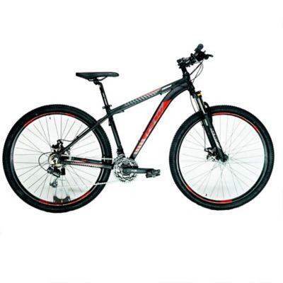 Bicicleta Montaña Gw Zebra 9.1 - 7V Negro-Rojo