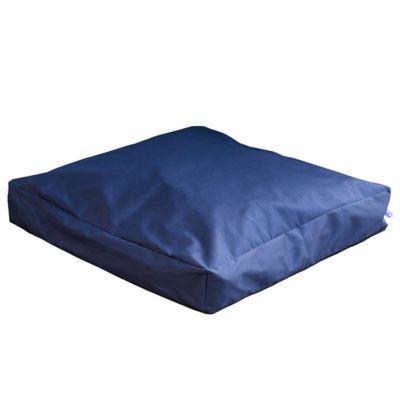 Colchón Ortopédico Lona L1810 60x60x12cm Azul Oscuro