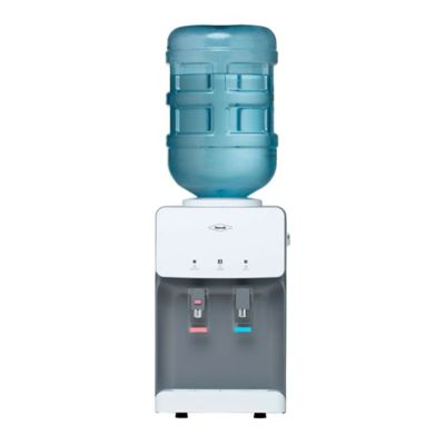 Dispensador de Agua Mesa 2 Litros Blanco