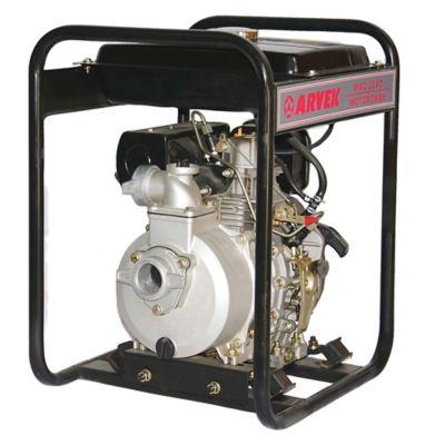 Motobomba Aluminio Diesel 3pgx3pg 6.7hp Arvek
