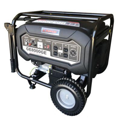 Generador Eléctrico a Gasolina 7000W 110/220V 4T