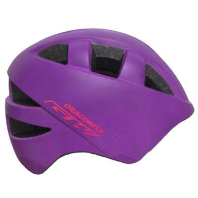 Casco para Niños Dragon Fly Morado