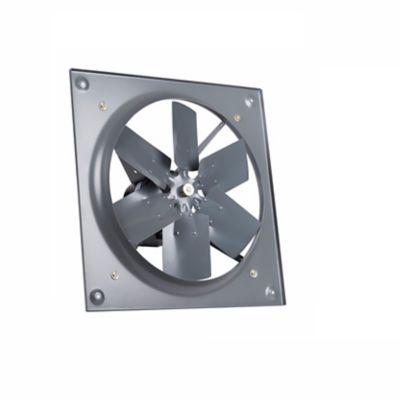 Extractor Axial Hxb400l Instal en Muro Metálico