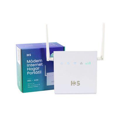 Router 4G Wifi y Lan Red 3G/4G Lte Microsim