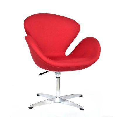 Silla Swan 99x72x47 Rojo