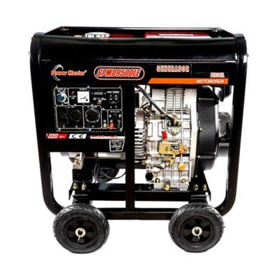 Generador Eléctrico Diésel 8000W 120V