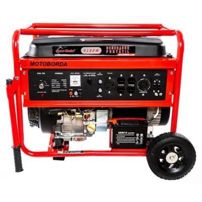 Generador a Gasolina 8000W 120V
