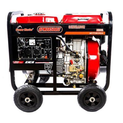 Generador Eléctrico Diésel 7000W 120V