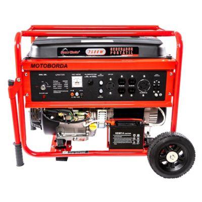 Generador a Gasolina 6000W 120V