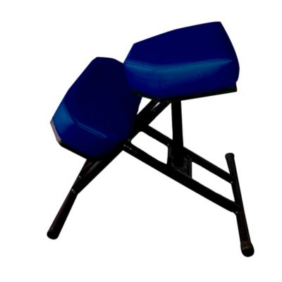 Silla Ergonómica Infantil 73x26x42 Azul Oscuro