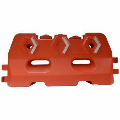 Barrera o Maletín Plástico 2x1x0.5 Ms
