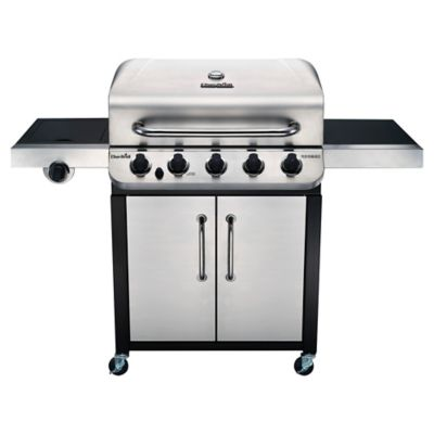 Asador A Gas 5 Quemadores Performance Series