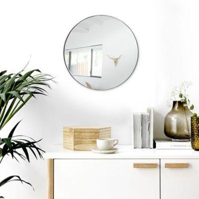 Espejo Sevilla 40 cm Plata