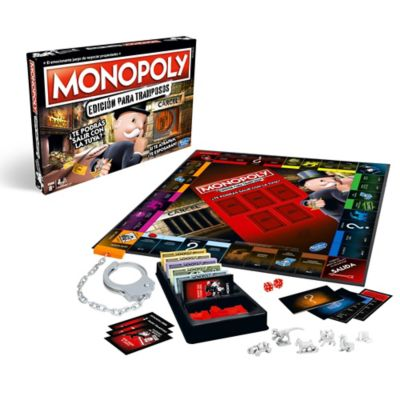 Monopoly Edicion Tramposos
