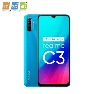 Realme C3 Azul
