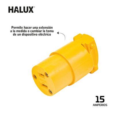 Toma Aerea En PVC Polarizada Halux