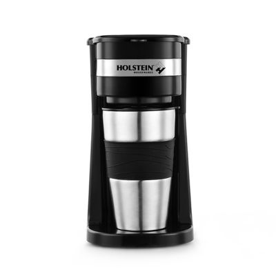 Cafetera Personal Housewares con Vaso Térmico
