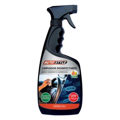 Desinfectante Auto 500 ml Superficies