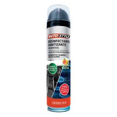 Desinfectante Auto 250 ml Superficies