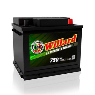 Bateria Caja 36D 750 Willard