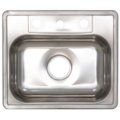 Cubeta de Empotrar 51x43 Acero Inoxidable
