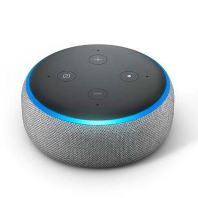 Altavoz Inteligente Echo Dot 3 Amaz Con Alexa Gris