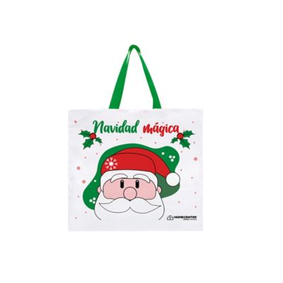 Bolsa Reutilizable Santa