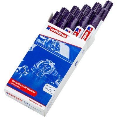 Marcador Industrial E-8280 Ultravioleta x 10UND
