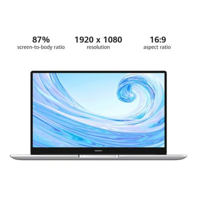 Portatil Huawei Matebook D15 AMD R5 15.6 Pulgadas - Morral + Parlante