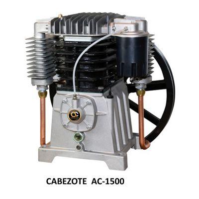 Cabezote 1500 para Compresor de Piston - 15HP