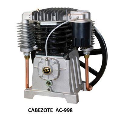 Cabezote 998 para Compresor de Piston - 10HP