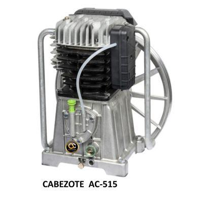 Cabezote 515 para Compresor de Piston - 4HP