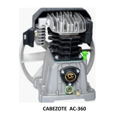 Cabezote 360 para Compresor de Piston - 3HP