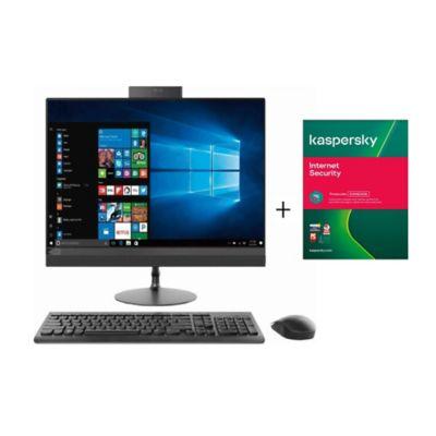 Computador AIO 23.8Pulg 520-24ARR AMD Ryzen3 4G 1TB + Antivirus Kaspersky
