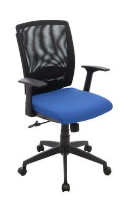 Silla Calarcá 1.11x61x50 Negro con Azul
