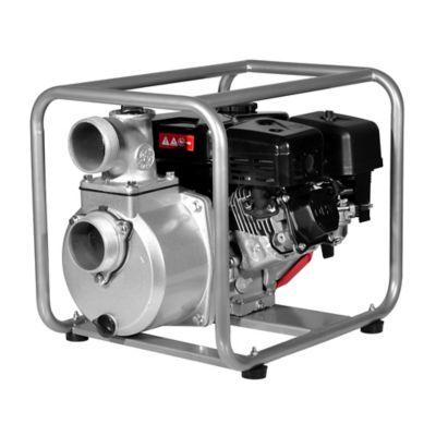 Motobomba Gasolina Caudal-Autocebante Aluminio