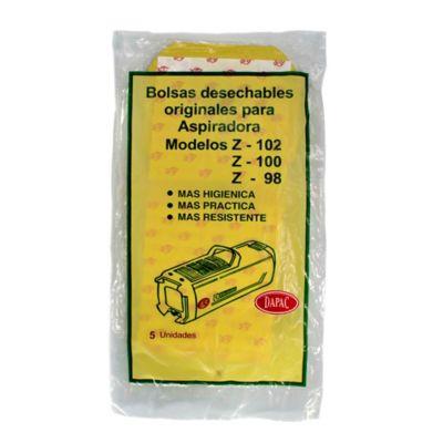 Bolsa Electrolux Z90/Z98/Z100/Z102/Z110 X5Und
