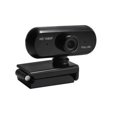 Camara Web 1080P FullHD Apertura 90 Grados con Microfono