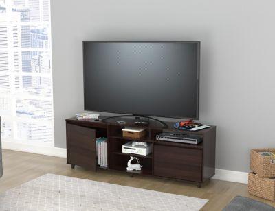 Mesa para TV Lisa 60 Pulgadas 56x160x36cm Wengue