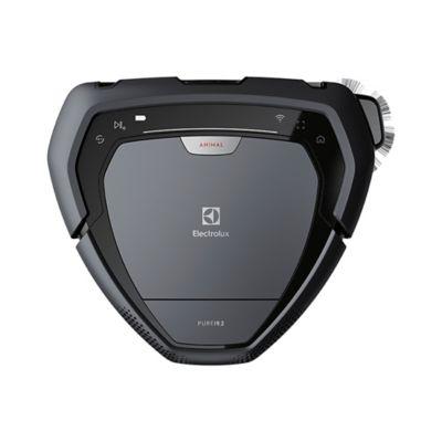 Aspiradora Robótica con Wifi PUREI9 Negro/Gris