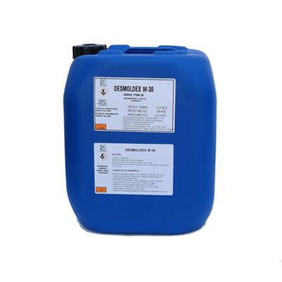 Desencofrante Desmoldex W-30 X 20 Kg