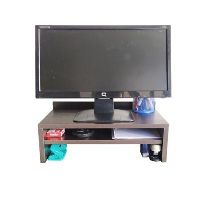 Soporte Monitor 18x25x40 Wengue