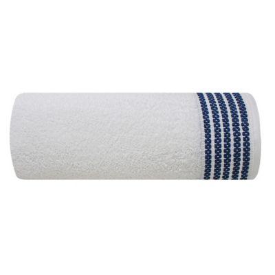 Toalla Cuerpo Carps 70x150 cm 550 Gr Blanco/Azul