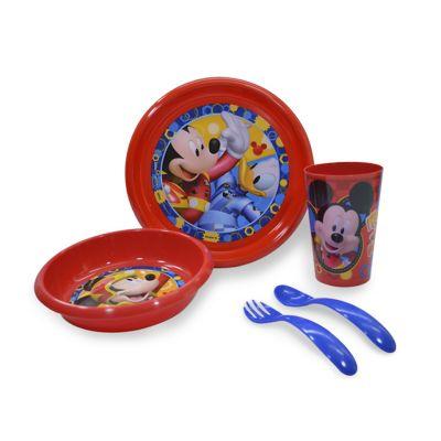 Set Baby Lunch + Vaso 9 Onzas Mickey