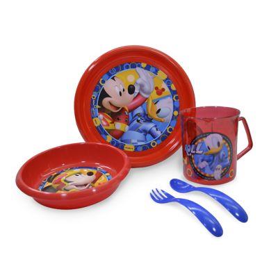 Set Happy Food + Pocillo Mickey