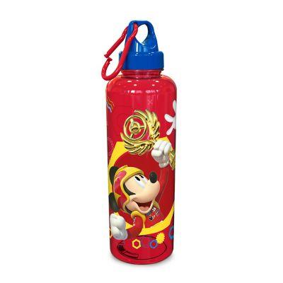 Botella Cilíndrica 24 Onzas Tapa Mosquetón Mickey