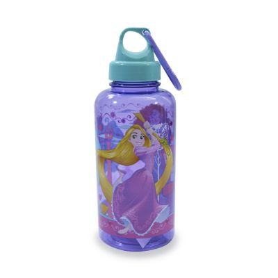 Botella Cilíndrica 17 Onzas Tap Mosquetón Princesas