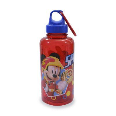 Botella Cilíndrica 17 Onzas Tapa Mosquetón Mickey
