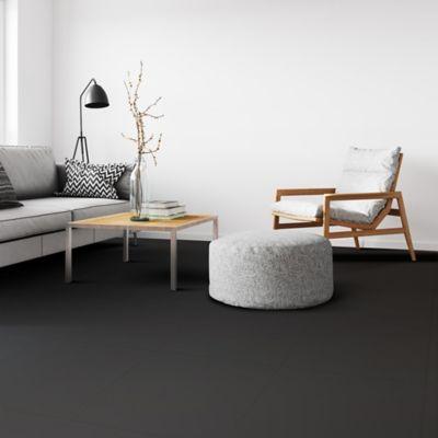 Piso Porcelanato Artik Negro Cu 56.6x56.6 Cj 1.6m2
