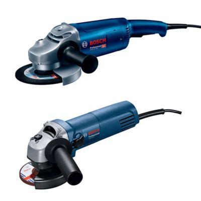 Combo Pulidora 7-pulg 2.200W 8.500Rpm + Mini Pulidora 4 1/2-pulg 670W Bosch